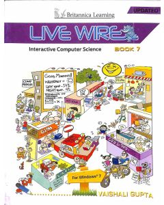 Live Wire Book 7 (Interactive Computer Science)