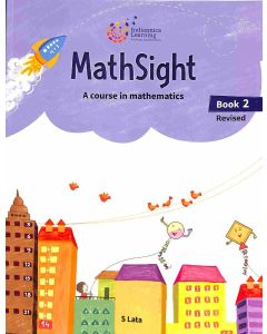 New Math Sight Book 2 CCE (A Course In Mathematics)