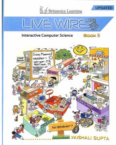 Live Wire Book 8 (Interactive Computer Science)