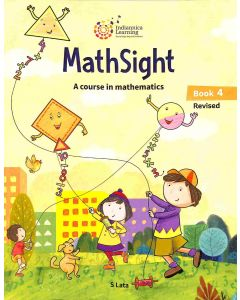 New Math Sight Book 4 CCE (A Course In Mathematics)