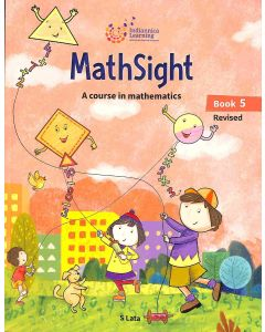 New Math Sight Book 5 CCE (A Course In Mathematics)
