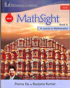New Math Sight Book 6 CCE (A Course In Mathematics)