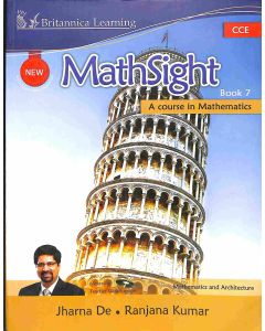 New Math Sight Book 7 CCE (A Course In Mathematics)