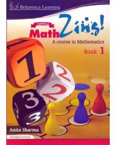 Math Zing Mathematics Book 1