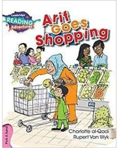Arif Goes Shopping Pink A Band (Cambridge Reading Adventures)