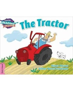 The Tractor Pink A Band (Cambridge Reading Adventures)