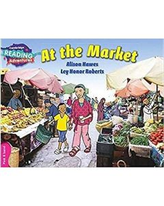 At the Market Pink B Band (Cambridge Reading Adventures)