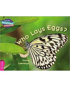 Who Lays Eggs? Pink B Band (Cambridge Reading Adventures)