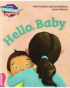 Hello, Baby Pink B Band (Cambridge Reading Adventures)