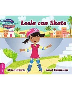 Leela Can Skate Pink B Band (Cambridge Reading Adventures)
