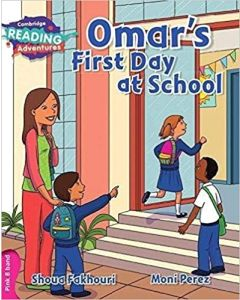 Omar's First Day at School Pink B Band (Cambridge Reading Adventures)