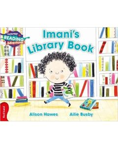 Imani's Library Book Red Band (Cambridge Reading Adventures)