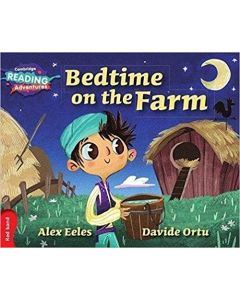 Bedtime on the Farm Red Band (Cambridge Reading Adventures)