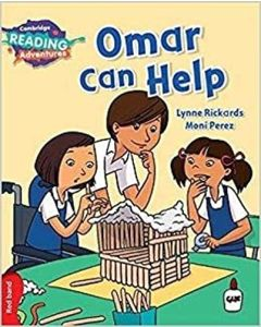 Omar Can Help Red Band (Cambridge Reading Adventures)