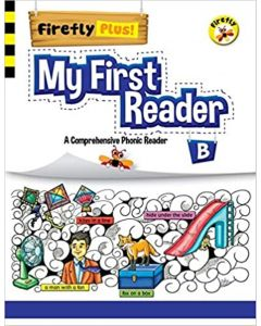 Firefly My First Reader - B Phonic Reader &Activity Book for Pre-school