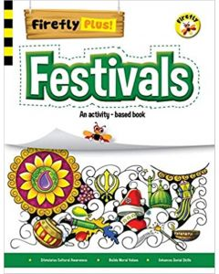 Firefly Festivals Activity Book for Pre-school Paperback – 2019