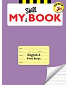 Firefly My Skill Book English 3 (Print Script). A Practice Book for Pre-schoo