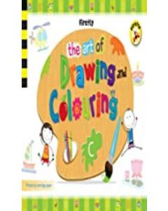 Firefly The Art of Drawing & Colouring - C Activity Book for Pre-school