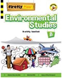 Firefly Environmental Studies - B Activity Book for Pre-schoo