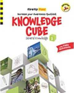 Std. 3 Firefly Knowledge Cube - GK