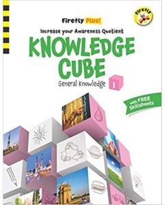 Std. 1 Firefly Knowledge Cube - GK Paperback – 2019