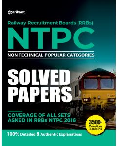 RRB NTPC Solved Papers 2019