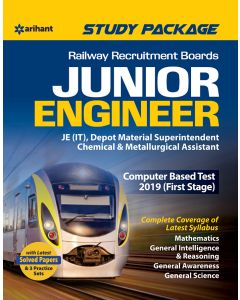 STUDY PACKAGE Railway Recruitment Boards Junior Engineer