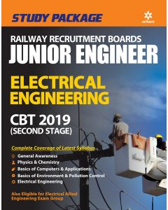 Indian Railways Junior Electrical Engineer Recruitment Exam CBT 2019 (Second Stage)