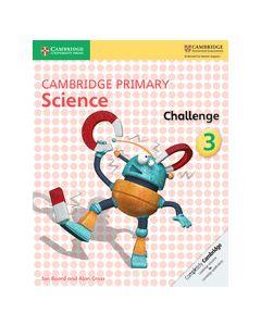 Cambridge Primary Science Challenge 3