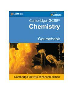 Cambridge IGCSE® Chemistry Coursebook Cambridge Elevate Enhanced Edition (2 Years)