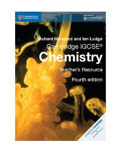 Cambridge IGCSE® Chemistry Teacher's Resource CD-ROM