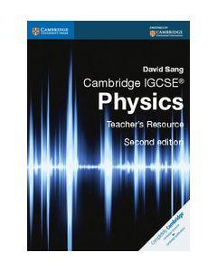Cambridge IGCSE® Physics Teacher's Resource CD-ROM