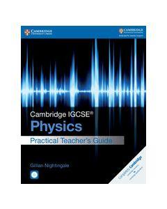 Cambridge IGCSE® Physics Practical Teacher's Guide with CD-ROM