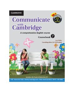 Communicate with Cambridge Level 7 Coursebook with ASL Poster and CD-ROM