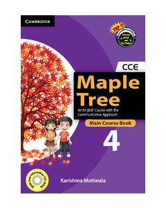 Maple Tree Level 4 Main Course Book with CD-ROM
