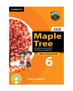 Maple Tree Level 6 Main Course Book with CD-ROM