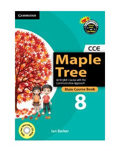 Maple Tree Level 8 Main Course Book with CD-ROM