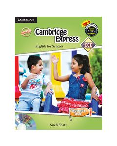 Cambridge Express 1 Student Book with CD-ROM CCE Edition (Primary)