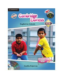 Cambridge Express 3 Student Book with CD-ROM CCE Edition (Primary)