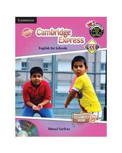 Cambridge Express 5 Student Book with CD-ROM CCE Edition (Primary)