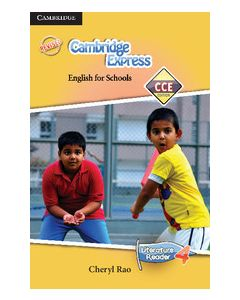 Cambridge Express 4 Literature Reader CCE Edition (Primary)