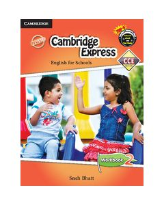 Cambridge Express 2 Workbook CCE Edition (Primary)