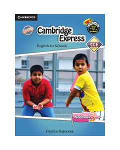 Cambridge Express 3 Workbook CCE Edition (Primary)