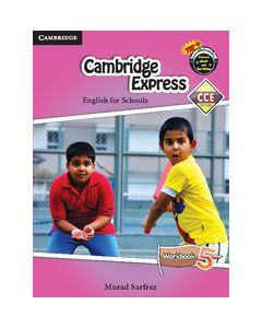 Cambridge Express 5 Workbook CCE Edition (Primary)