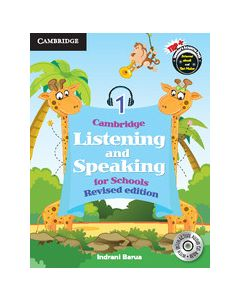 Cambridge Listening and Speaking for Schools Level 1 Student Book with Audio CD