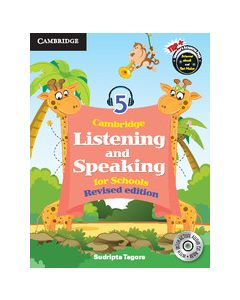 Cambridge Listening and Speaking for Schools Level 5 Student Book with Audio CD