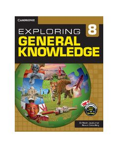 Exploring General Knowledge Level 8 Student Book