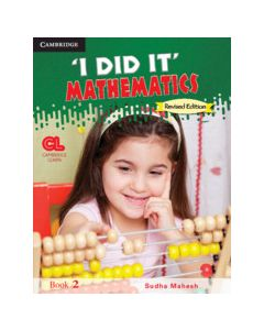 I Did It Mathematics Level 3 Student's Book with App