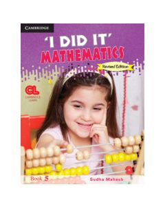 I Did It Mathematics Level 5 Student's Book with App