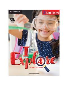 I Explore Level 4 Student's Book with App